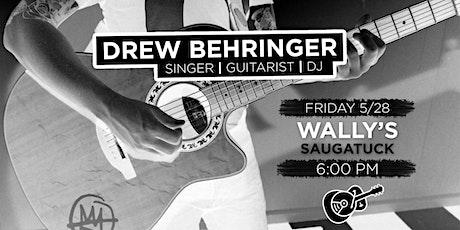 Drew Behringer: Live in Saugatuck tickets