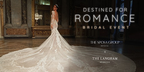 'Destined for Romance' Bridal Event tickets