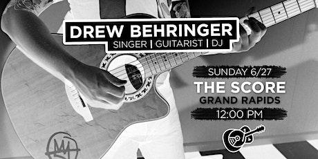 Drew Behringer: Live in Grand Rapids tickets