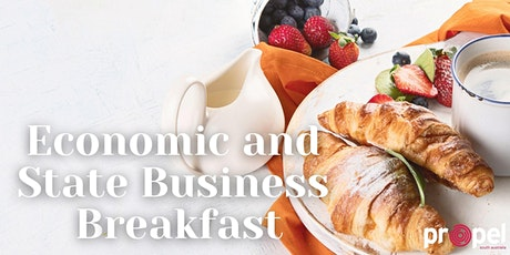 Breakfast - Economic and State Business Panel at Norwood Football Club tickets