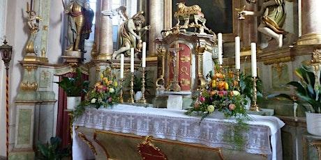 Hl. Messe am Heiligenhäuschen am 03.06.2021 Tickets