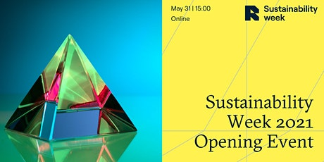 Sustainability Week 2021 Opening Event tickets