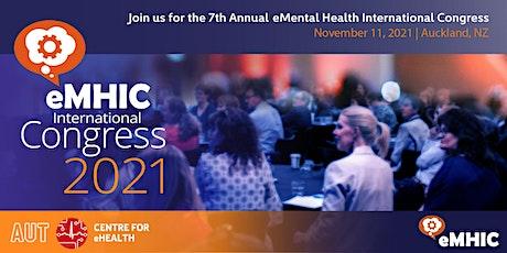 eMental Health International Congress 2021 tickets