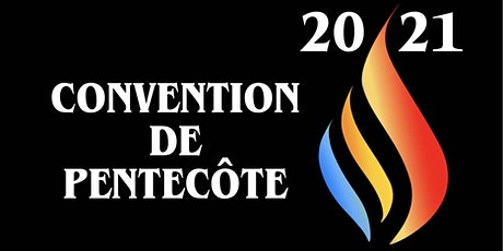 Convention de Pentecôte billets