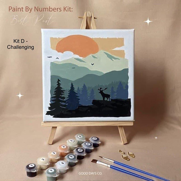 You Can (Weekend) - Paint-By-Number image