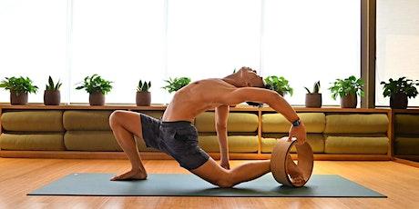 Victor Chau - Yoga Wheel Workshop  / 1st Aug 2021 tickets