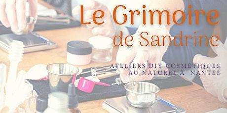 Atelier cosmétique minimaliste baume à lèvres billets