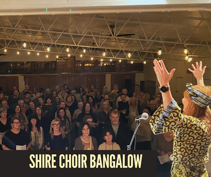 SHIRE CHOIR Bangalow Bowlo 1st July 2021 image