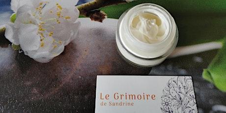 Atelier cosmétiques au naturel baume fouetté chantilly de karité billets