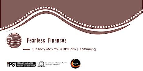 Fearless Finances tickets