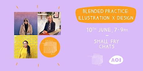 Blended Practice: Design x Illustration tickets