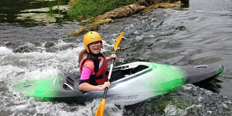 Summer Kayak   Camp 19th -23rd  July (afternoon Session) tickets