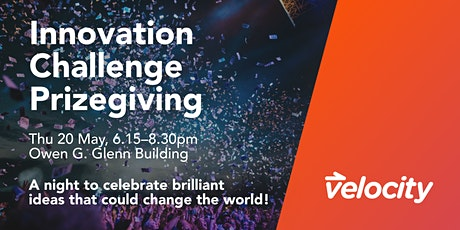 Velocity Innovation Challenge Prizegiving 2021 tickets