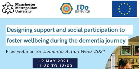 Designing social participation for wellbeing during the dementia journey tickets