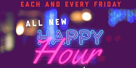 HAPPY HOUR at Tu-Chi tickets