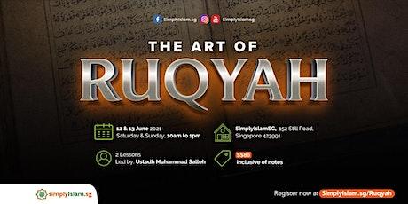The Art of Ruqyah: Spiritual Healing from an Islamic Perspective tickets