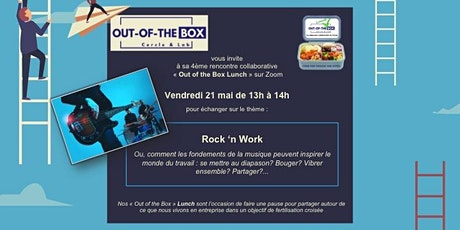 4ème «Out of the Box Lunch billets