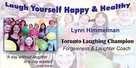 Online Stress-Busting Laughter Class + Celebration Party tickets