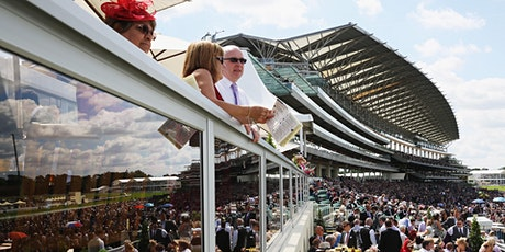 Royal Ascot Hospitality - Furlong Club Packages - 2022 tickets