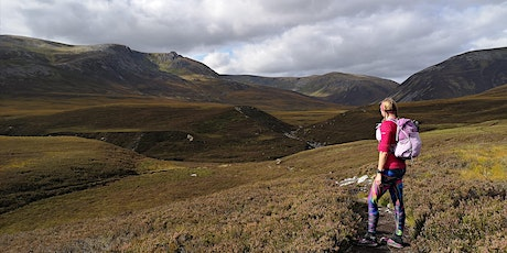 Ladies Only Guided Cairngorm Hill Walk tickets