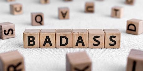 Wellbeing Workshop for HR - Be More BADASS tickets