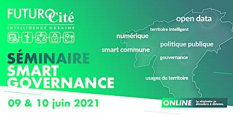Séminaire Smart Gouvernance billets