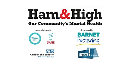 Ham&High: Our Community's Mental Health tickets