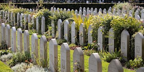 CWGC War Graves Week Tours - Newark-Upon-Trent Cemetery tickets