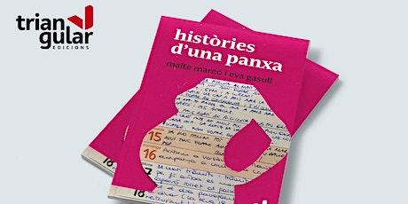 Presentació del llibre Històries d'una panxa entradas