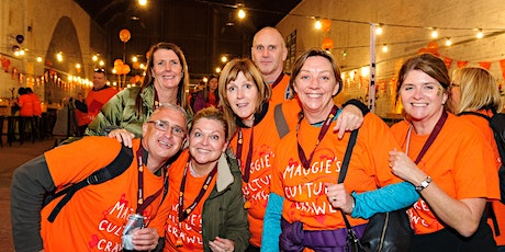 Maggie's Night Hike 2021, register your interest tickets