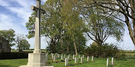 CWGC War Graves Week Tours - Scampton (St. John the Baptist) Churchyard tickets