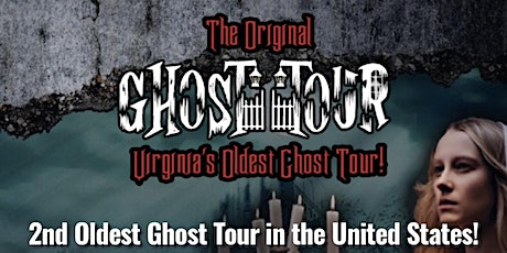 The Original Ghost of Williamsburg Candlelight Walking Tour tickets