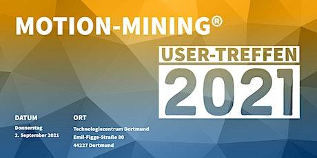 Motion-Mining User-Treffen 2021 Tickets