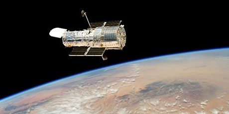 CIGPE - 31 Years of the Hubble Space Telescope tickets