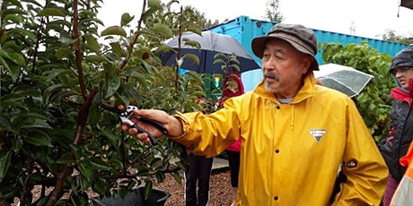 Winter Pruning with Ben Cheah tickets