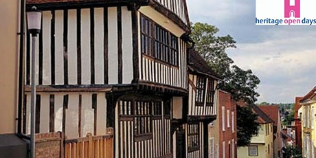 Peake's House, Colchester Public Open Days tickets