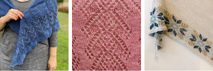 Knitting with Beads image