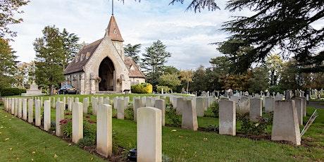CWGC War Graves Week Tours - Stratford Upon Avon Cemetery tickets