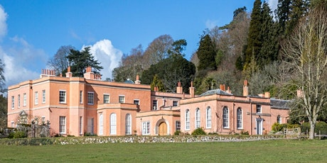 Timed entry to Killerton (17 May - 23 May) tickets