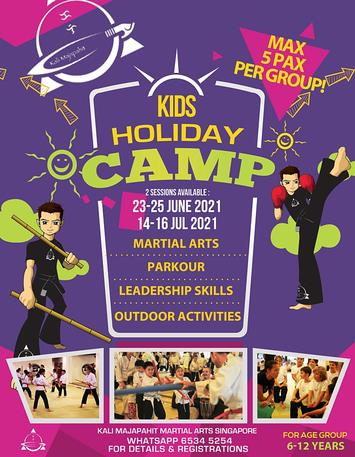 Kali Majapahit Kids Leadership Camp 2021 image