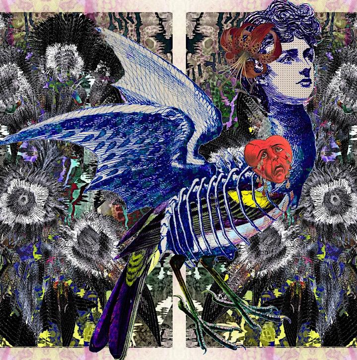 Dudley Creates - Collage with artist Karen Garland image