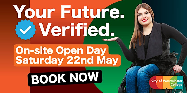 May 2021 - Open Day @ CWC image