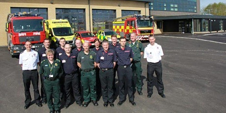 Sleaford Fire and Ambulance Open Day tickets