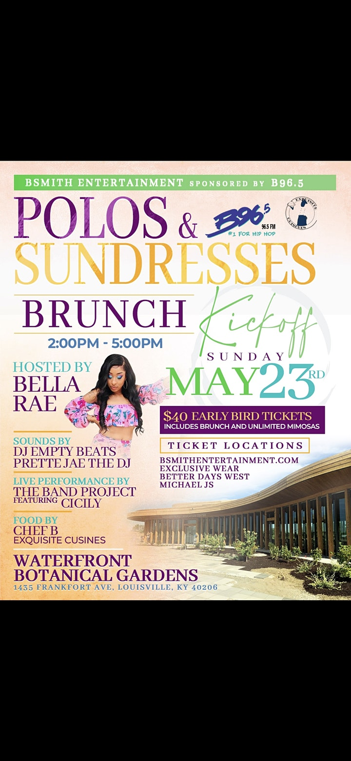 Polos and Sundresses image