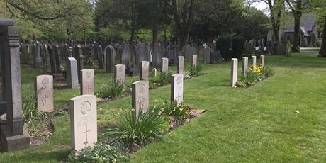 CWGC War Graves Week Tours - Manchester Southern Cemetery tickets