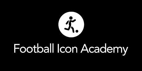 MAY HALF TERM 1 TO 1 TRAINING - FOOTBALL ICON ACADEMY - UXBRIDGE tickets
