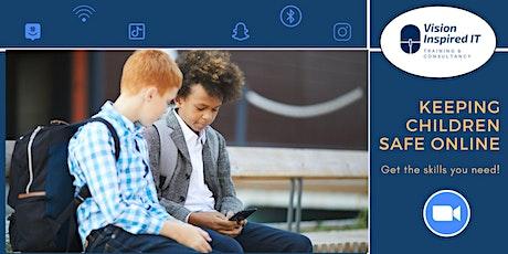 Keeping Children  Safe Online  Short Course II tickets