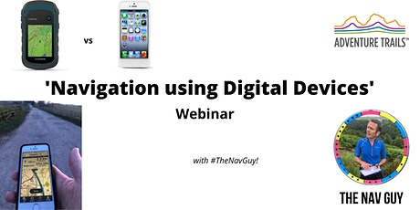 Using Digital Devices for Navigation Intro tickets