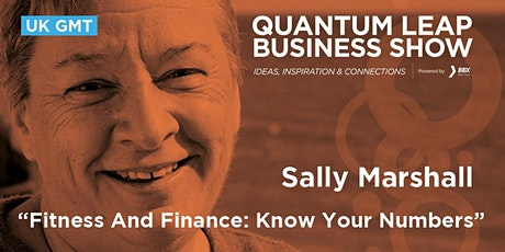 Fitness and Finance: Know Your Numbers - Sally Marshall tickets