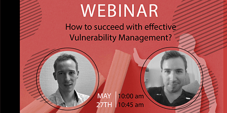 How to succeed with effective Vulnerability Management? billets